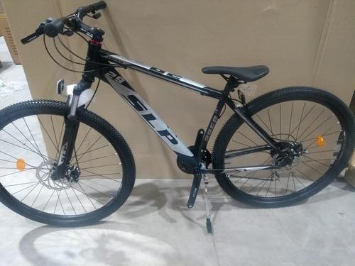 bicicleta slp 25 pro r29 shimano 21v disco susp + 18 cuotas