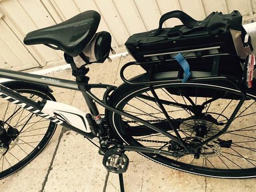 bicicleta specialized, crossover élite 2014. talla 17.5