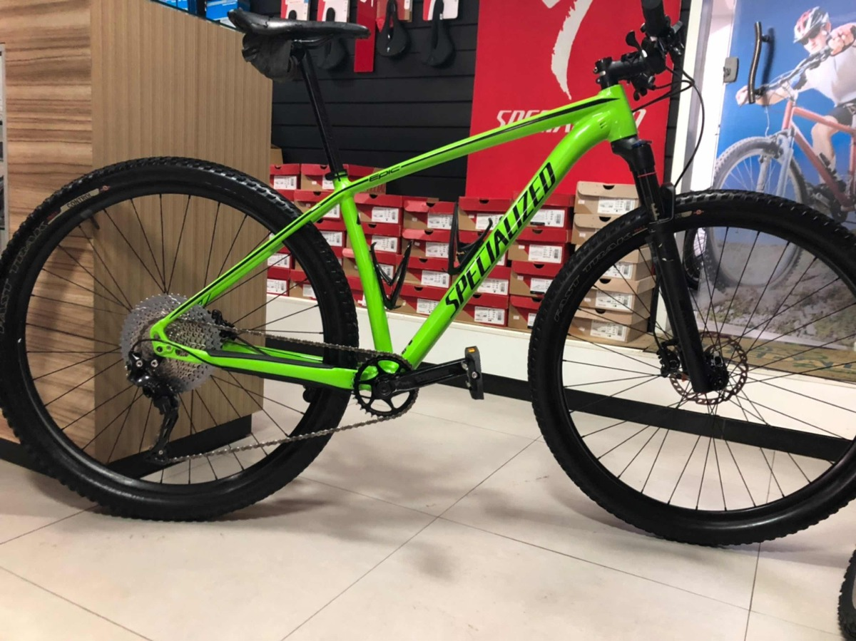 dcc9bb4f3 Bicicleta Specialized Epic Ht Comp - R  8.500