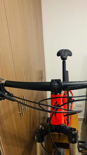 bicicleta specialized rockhopper pro sin uso