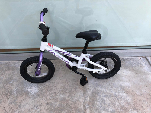 bicicleta specialized rodado 12