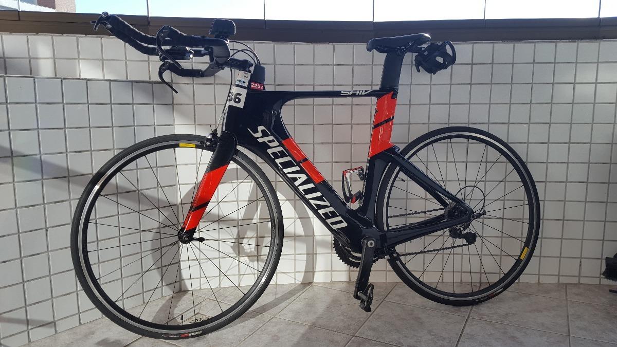 2a18558919a Bicicleta Specialized Shiv Contra Relógio 11v Tt Ultrega - R  14.990 ...