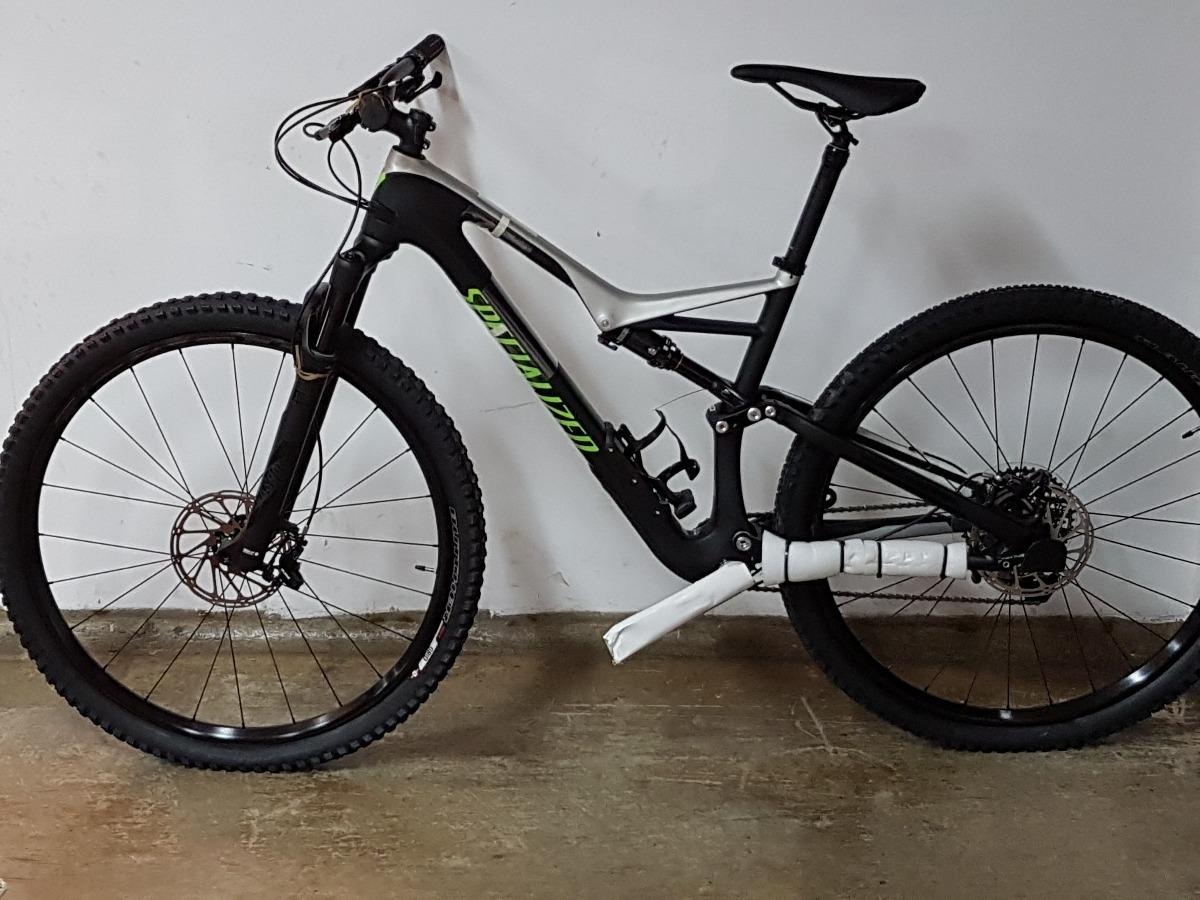Bicicleta Specialized Stumpjumper Fsr Expert Carbon Taman L