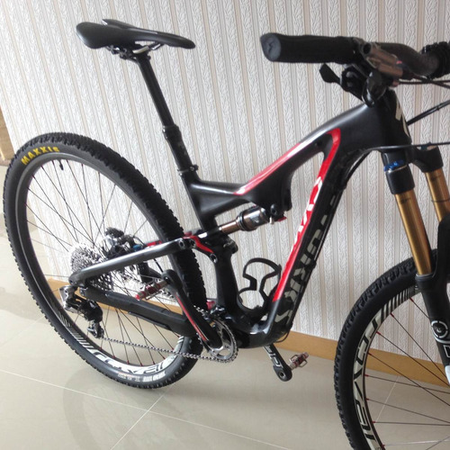 bicicleta specialized stumpjumper s-works carbono