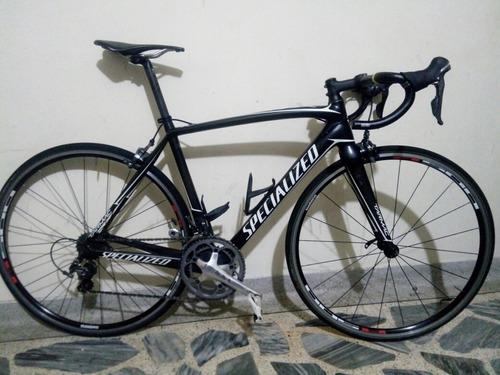 bicicleta specialized tarmac elite carbono