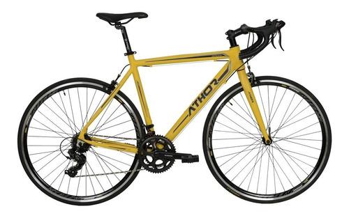 bicicleta speed athor shimano 14v aro 700v quadro alumínio