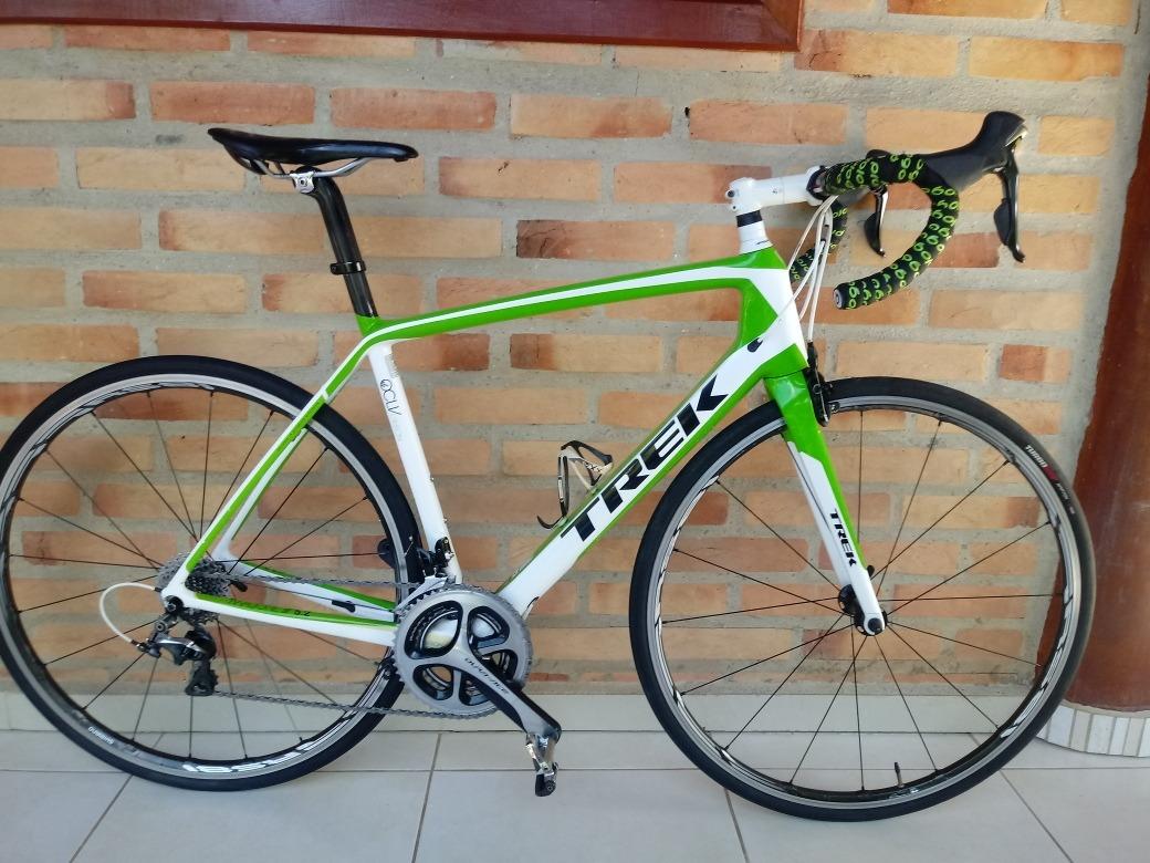 Bicicleta Speed Trek Madone 5 2 Carbon Tam 56 Dura Ace 9000
