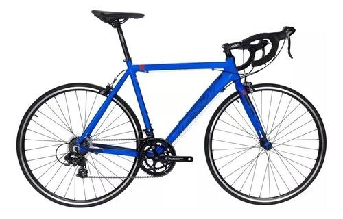 bicicleta speed tsw tr-30 shimano tourney azul  t/51 e 54