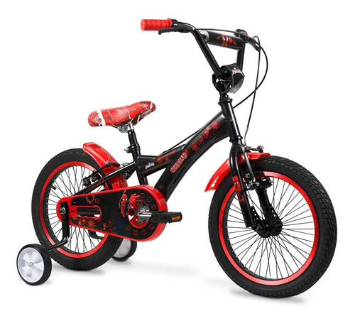 bicicleta spiderman r16 nene rayos 161302