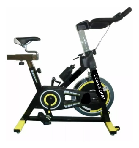 bicicleta spining spinning corleone + envío.