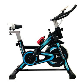 Bicicleta Spinning  Estatica Luxury Spinbike Corleone