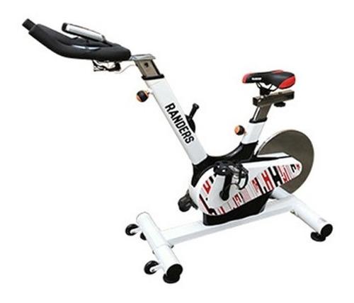 bicicleta spinning 952 18kg disco 8 niveles esfuerzo h/130kg