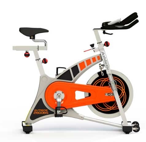 bicicleta spinning advance 2600bs athletic