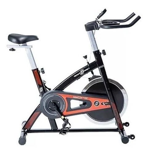 bicicleta spinning-estática bari ab monitor cardío envío gra