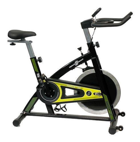 bicicleta spinning-estatica bari con monitor ab nuevo modelo