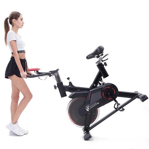 bicicleta spinning fitness fija