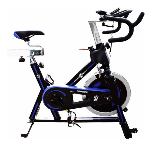 bicicleta spinning genoa banda sport fitness cardio estatica