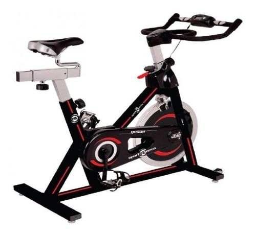bicicleta spinning genoa volante 18kgs.sportfitness