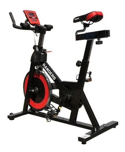 bicicleta spinning indoor disco 18k pulso 150kg profesional