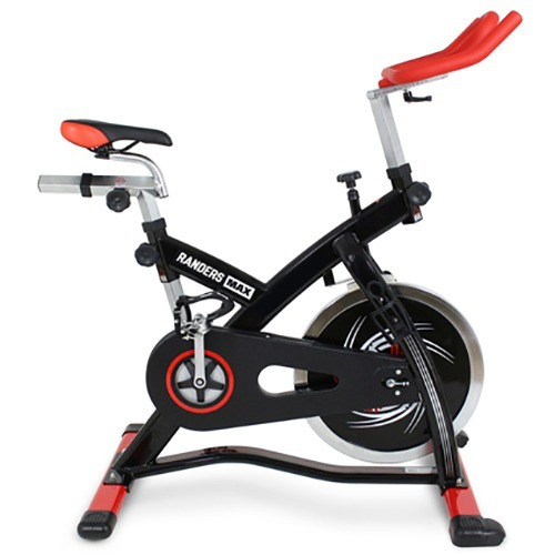 bicicleta spinning indoor gym linea profesional 140kg fc-58h