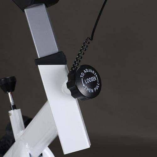bicicleta spinning indoor ranbak 101 13kg+merc. envio+cuotas