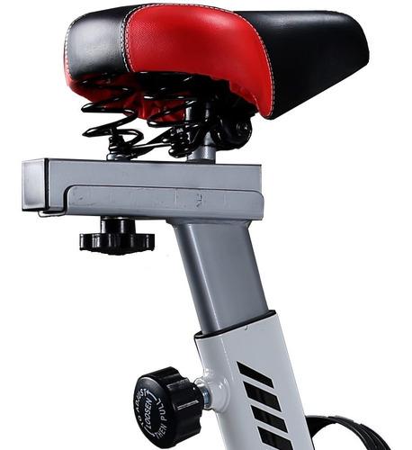 bicicleta spinning indoor ranbak 101 disco 13kg cuotas fijas