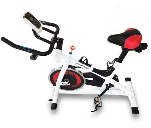 bicicleta spinning indoor ranbak 101  n 13kg c/cuota s/int