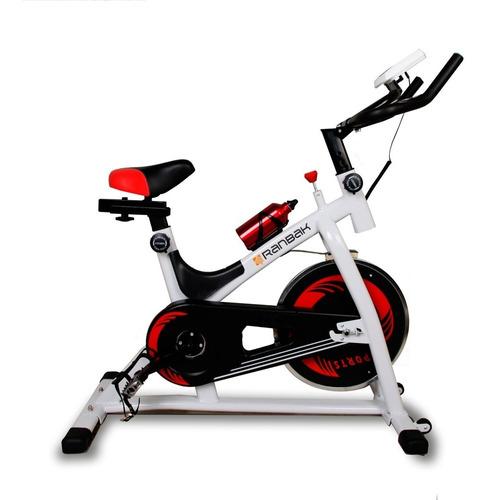 bicicleta spinning indoor ranbak 101 n disco 13kg **oferta**