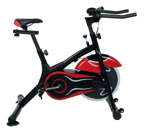 bicicleta spinning k 30 indoor disco 15kg + envio gratis
