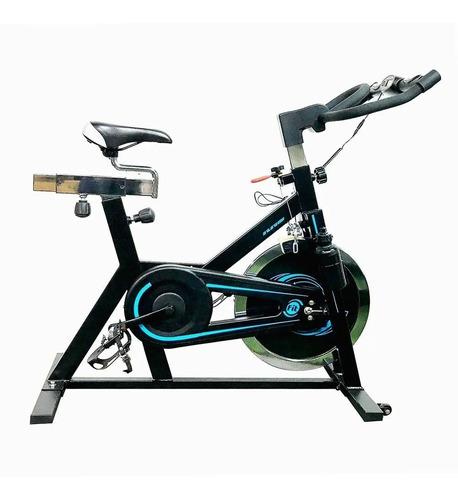 bicicleta spinning livorno 18kg sportfitness 1 año garantía