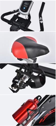 bicicleta spinning oferta profesional reforzada disco 13kg