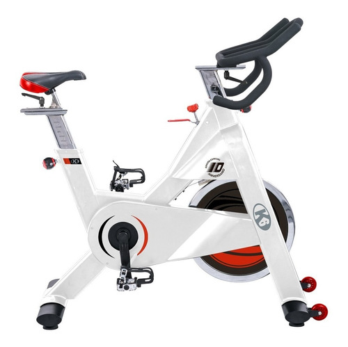 bicicleta spinning profesional estática rueda 18 kg k6
