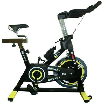 bicicleta spinning profit con monitor bm3.2