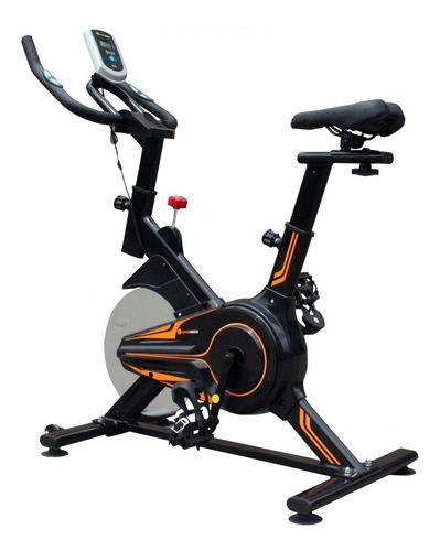 bicicleta spinning pulso calorias semi pro nuevo modelo full