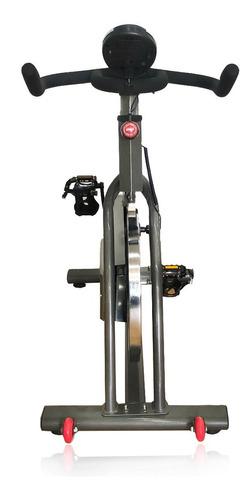 bicicleta spinning ranbak 107 18 kg profesional envio gratis
