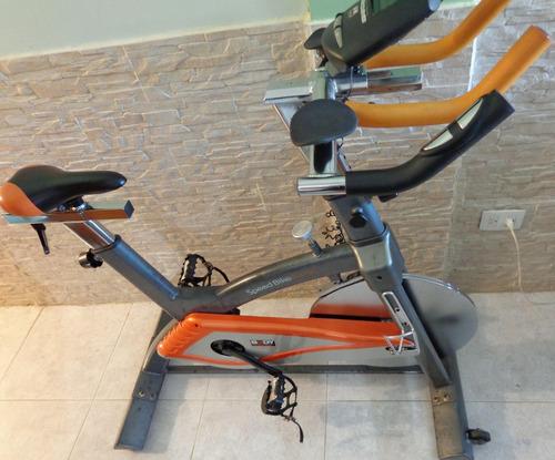 bicicleta spinning speed bike bc4730 body sculpture 150verds