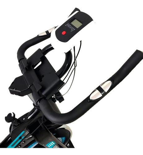 bicicleta spinning spinbike estática corleone 15 kg mod 2021