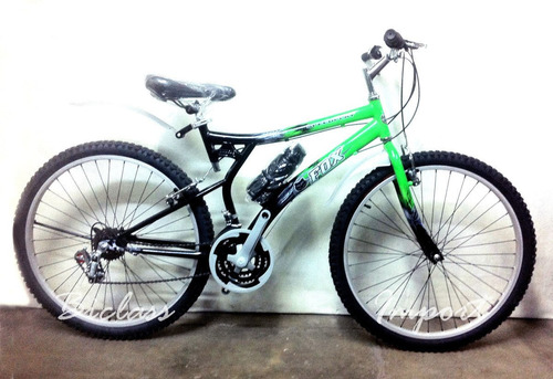 bicicleta sport cuadro especial aro doble18v partes aluminio