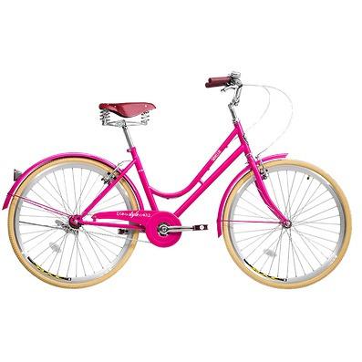 3bcaf20a5 Bicicleta Style Novello Blitz Vintage Aro 26 Retrô Campainha - R ...