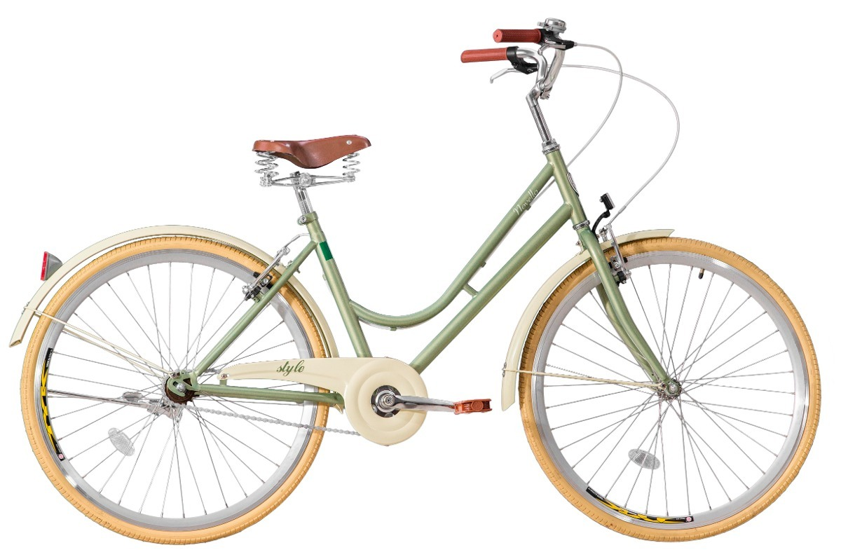9fd131b52 bicicleta style novello blitz vintage retrô - aro 26. Carregando zoom.