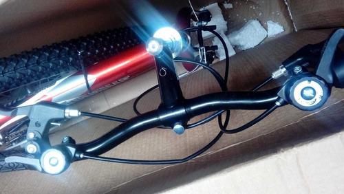 bicicleta sunbike nueva