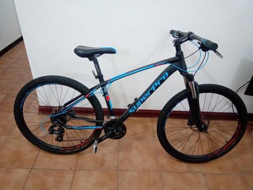 bicicleta superpro