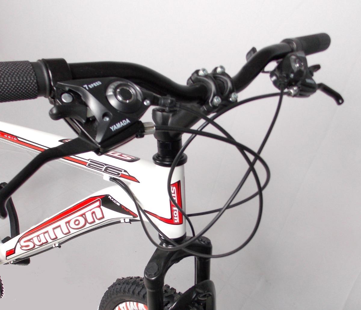 ebf70cd1a bicicleta sutton extreme aro 26 disco kit 21v shimano yamada. Carregando  zoom.
