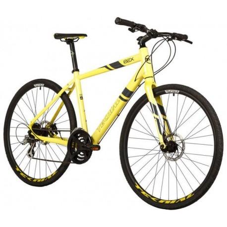 bicicleta teknial ibex r28 24 vel disco mecanico