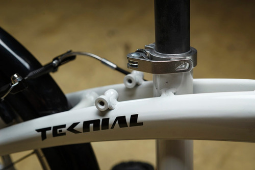 bicicleta teknial logik rodado 20 - tamburrino motos