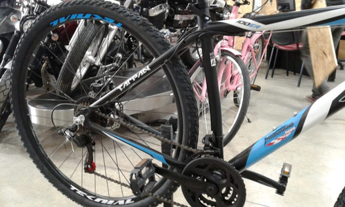 bicicleta teknial tarpan 100 er rodado 29  tamburrino motos