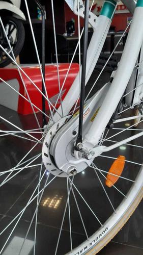 bicicleta tekvintage lady rodado 28 tamburrino motos