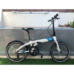 Bicicleta Tern Link D8 Plegable