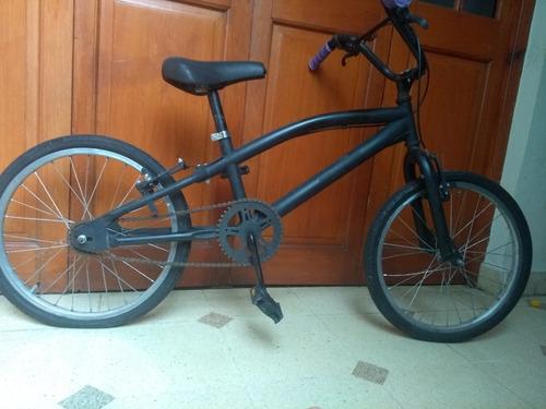 bicicleta tipo bmx rodado 14