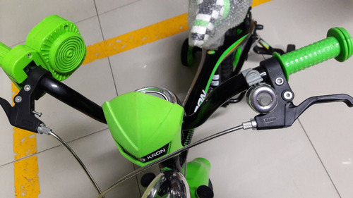 bicicleta tipo moto niños 3 a5